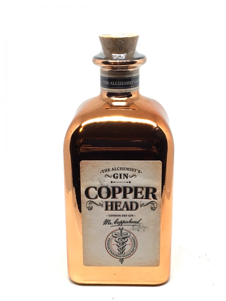 Copperhead The Alchemist's Gin