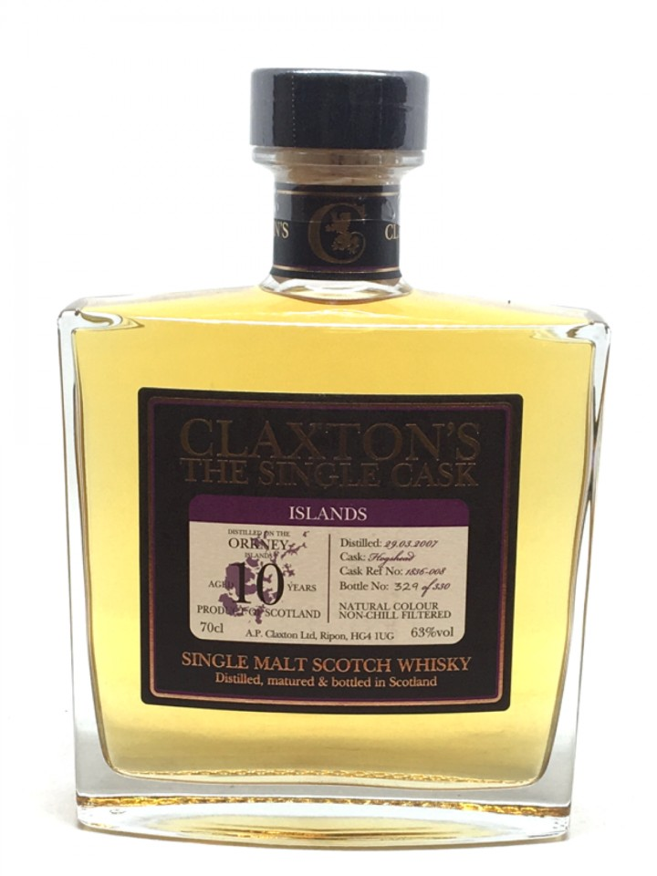 Claxton's The Single Cask