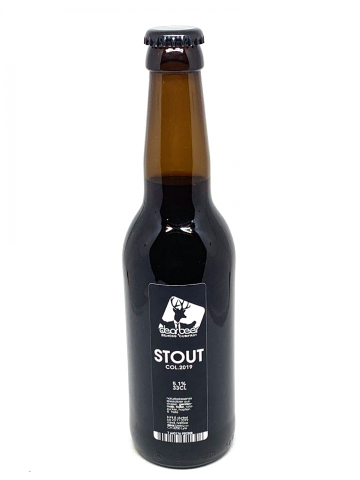 Dearbeer Stout Col. 2019